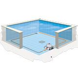 Robot piscine electrique Hexagone EXPRESSO XL avec telecommande - Avantages du robot piscine électrique professionnel Hexagone EXPRESSO XL