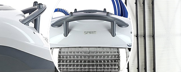 Robot piscine electrique Dolphin SPIRIT - Robot piscine électrique Dolphin SPIRIT Efficace et compact