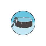 Robot piscine electrique Dolphin SPIRIT - Robot piscine électrique Dolphin SPIRIT  Confort d'utilisation