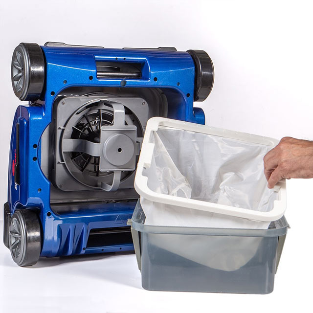 Robot nettoyeur electrique piscine Pentair BLUESTORM - Robot nettoyeur électrique piscine Pentair BLUESTORM Un robot piscine performant et efficace