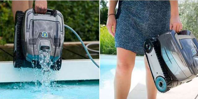 Robot piscine electrique Zodiac TORNAX OT3200 - Robot piscine électrique Zodiac TORNAX OT3200 Pour un nettoyage en profondeur de votre bassin