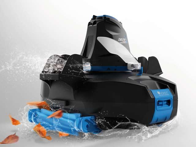 Robot piscine electrique sans fil DELTA 200 PLUS Kokido - Aspirateur piscine sans fil DELTA 200 PLUS Kokido