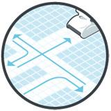 Robot piscine electrique Dolphin EX40 - Robot piscine électrique Dolphin EX40 Intelligence et robustesse